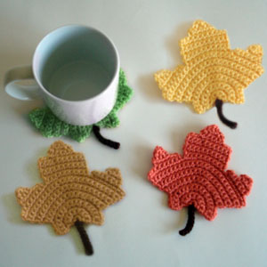 Crochet e-Patterns, Crochet Leaflets - Page 1