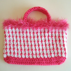 AllCrafters Arts  Crafts Free Patterns Directory- Crochet Purse