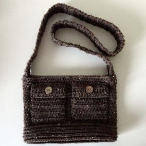 Free Crochet Pattern For Cross Body Bag : Crochet Spot Blog Archive Crochet Pattern: Working ...