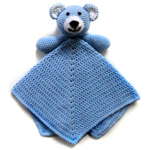 CROCHET TEDDY BEAR BLANKET PATTERN - Crochet Club