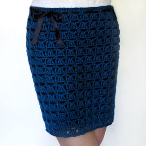 Skirts « Free Crochet Patterns - Crochetville