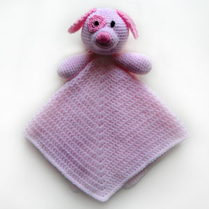 Easy Crochet Shell Stitch Baby Blanket (Free Pattern)