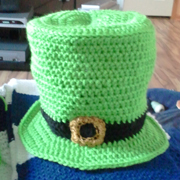 Crochet Pattern Leprechaun Hat : Crochet Spot Blog Archive Crochet Photo Roundup #8 ...
