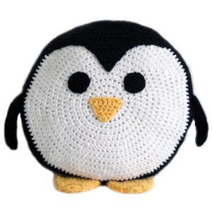 Crochet Spot Blog Archive Crochet Pattern: Penguin ...