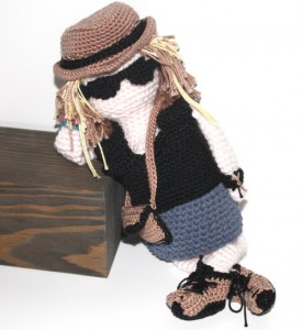 Narci - Crocheted Version of Me!