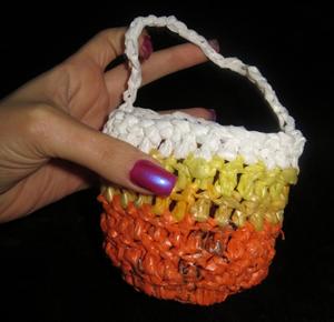 Crochet Pouch Pattern