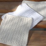 Beautiful Crocheted Washcloths