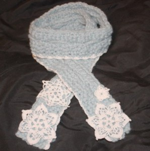 Crochet Scarf Patterns With Thin Yarn : Crochet Scarf Thin Yarn ? Quick And Easy Crochet