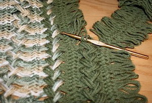 hairpin blanket