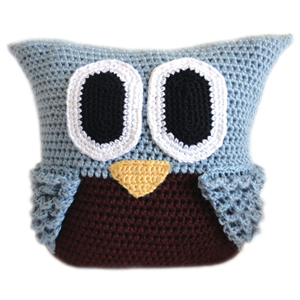 owl pillow pattern on Etsy, a global.
