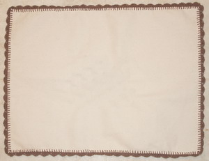 sharp crochet placemat 022 blank