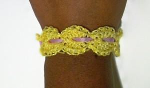 crochet_double_shell_bracelet