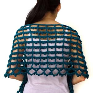 TRIANGULAR SHAWL to Crochet | Welcome to the Craft Yarn