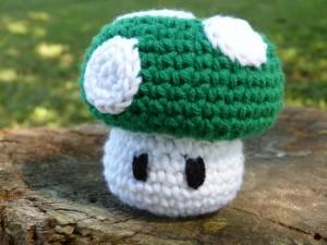 Amigurumi Mushroom Toy   225x300