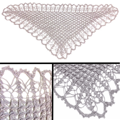 Crochet Spot Blog Archive Crochet Pattern Athena Lacy Textured