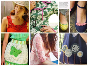 Crochet Adorned Projects