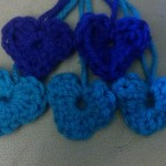 Take a look at Susan's blue hearts.