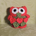 Take a look at Monica's lovable owl.
