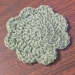 Take a look at Emma's green coaster.
