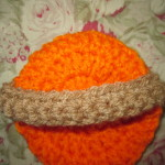 Check out Janette's double crochet version.