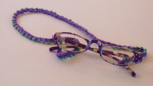 Beaded Eyewear Retainer