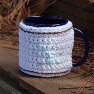 Snowflake Mug Cozy