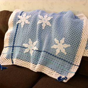 1.Winter Solstice Throw