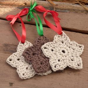 Crochet Spot Blog Archive Crochet Pattern: Rustic Star ...