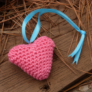 Sweet Heart Ornament
