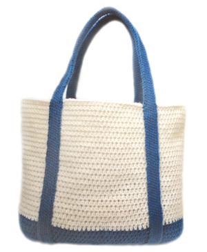 Crochet Spot Blog Archive Crochet Pattern Classic Tote Bag
