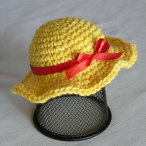 Crochet spot blog archive crochet pattern doll sun hat doll sun hat dt1010fo