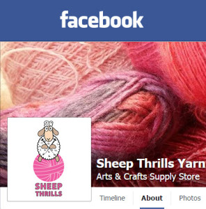 Sheep Thrills Yarn Store Inspires My Crochet - @artlikebread Caissa McClinton
