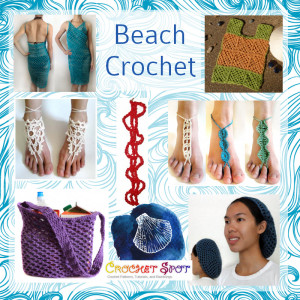 Caissa McClinton Beach Crochet Round Up artlikebread