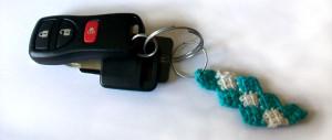 crochet_entrelac_keychain