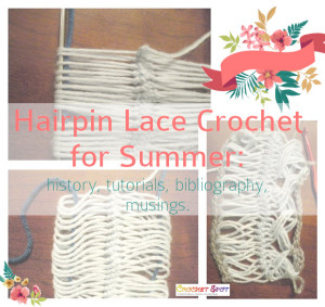 Corrine Munger took these hairpin crochet lace photos !
