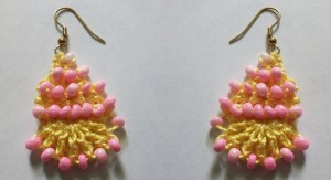 crochet_pineapple_upside-down_earrings