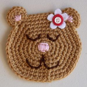 Susie Bear Applique