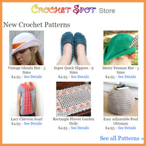 Caissa McClinton @artlikebread Crochet Spot Finish in 15 Contest Giveaway Free Pattern From Crochet Spot Store