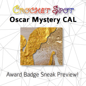 Oscar Mystery Crochet Along on @crochetspot by Caissa McClinton @artlikebread