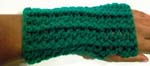 Ribbed Wrist Warmers