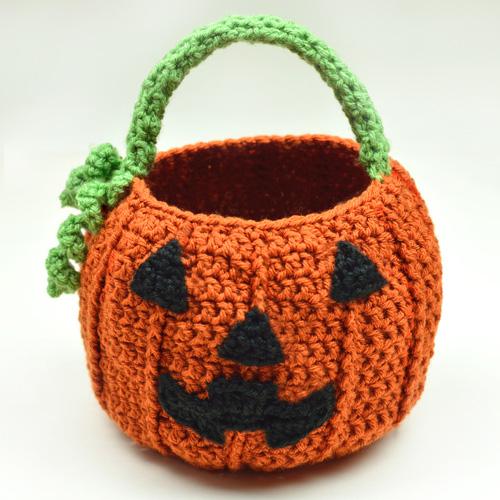 crochet-pumpkin-bag