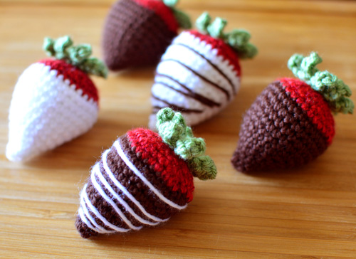 Crochet Spot Blog Archive Crochet Pattern Chocolate Covered