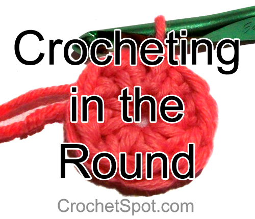... for Crocheting in the Round - Crochet Patterns, Tutorials and News