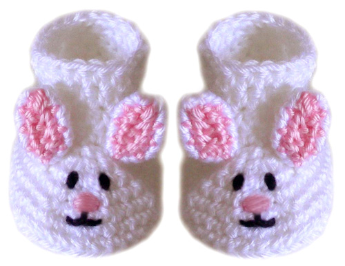 Crochet Bunny Baby Booties Pattern : Crochet Spot Best Crochet Patterns - Crochet Patterns ...