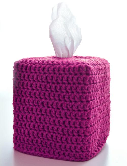 Crochet Spot Blog Archive Crochet Pattern Classic Square Tissue