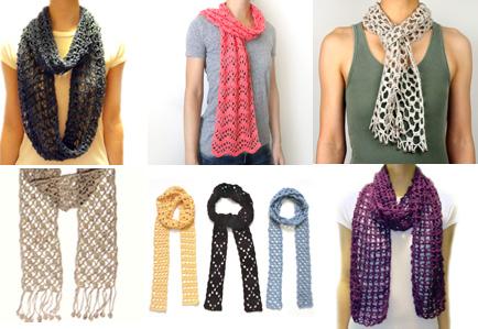 Crochet Spot Blog Archive Do You Wear Crochet Scarves In The