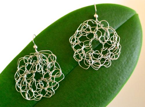Crochet Spot Blog Archive Free Crochet Pattern Circle Wire