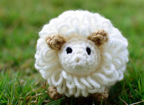 cfd228a9e653 Crochet Spot » Blog Archive » Free Crochet Pattern  Little Fluffy ...