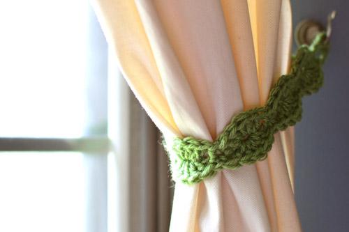 Crochet Spot Blog Archive Free Pattern Curtain