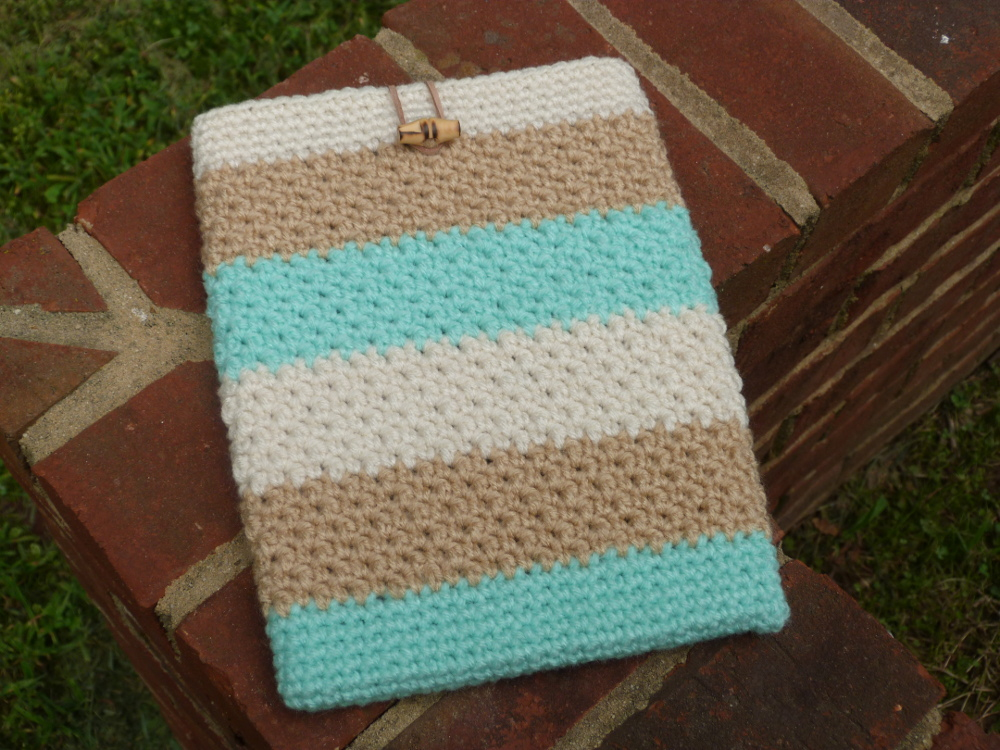 Crochet Spot Blog Archive Free Crochet Pattern Beachrock Tablet